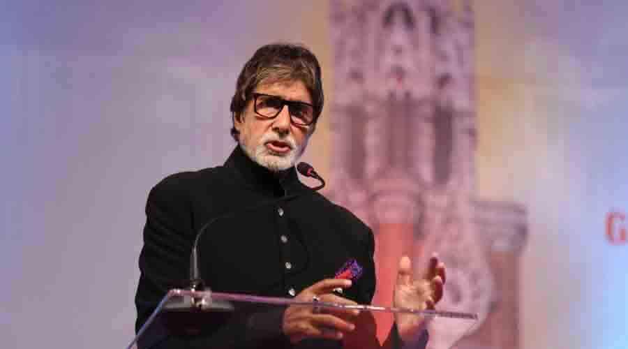 Mr. Amitabh Bachchan