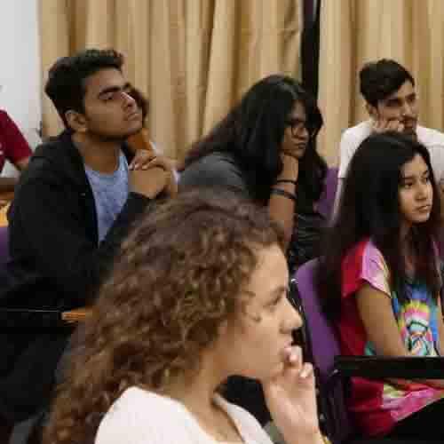 Workshop at Marceline Jr.College