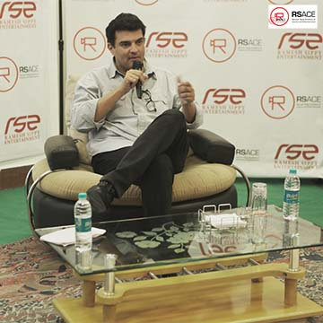 Master Class With Siddharth Roy Kapur